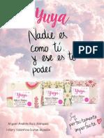 BRIEF CREATIVO DE LA MARCA YUYA