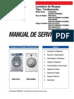 Manual de Servico Sansumg Wd9102rnw