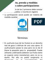 183767306-Usufructo-Prenda-y-Medidas-Cautelares-Sobre-Participaciones