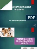 DIFERENCIAS ENTRE ADMINISTRACIÓN GESTIÓN.pdf