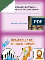 DESARROLLO DEL CAPITAL HUMANO CAPACITACIÓN Y ENTRENAMIENTO