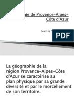 Géographie de Provence-Alpes-Côte d'Azur
