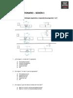 Cuestionario - Sesion 3- Simbologia de Soldadura