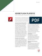 Flash_Player_10_Datasheet