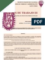 10. GRUPOS DE TRABAJO III