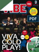 European Vibe Magazine September 2008