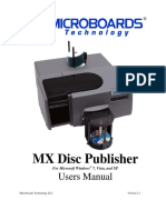 MX User Manual PC