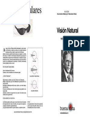 Bates-módszer a látás helyreállítása. A látás javítása a bates módszer szerint