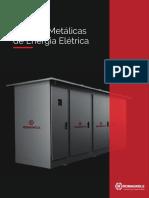 Catalogo de Cabines Primarias Metalicas