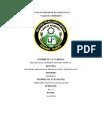 Informe 1, Hidráulica