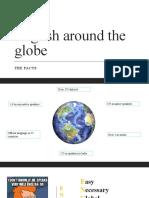 Lesson 1 (English around the globe)