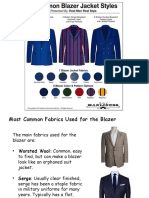 SPME Blazer Material and Cutting.pptx