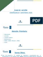 PLAN DE  ACCION SANITARIA 2020 FINAL.pptx