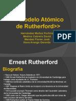 presentacion rutherford
