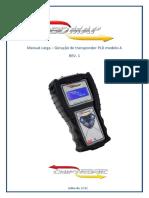 OBD0117 - Geração de Transponder Mercedes PLD Modelo A