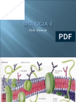 Biologia PPT - Aula 09 Membrana Plasmatica