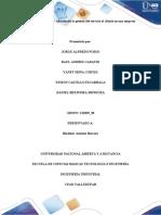 Consolidado_Unidad_3 Gestion de Servicio al Cliente
