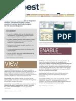Tempest Reservoir Engineering Data Sheet