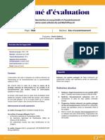 resume-evaluation-projet-alimentation-eau-potable-assainissement-centres-semi-urbains-sud-mali-phase-1-CML1199