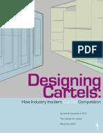 Designing Cartels