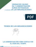 3 2020-2 ENFOQUE ESTRUCTURALISTA  DE LA ADMINSTRACIÓN