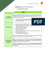 Planeación de la U2, Nutrición clinica 1  UNAMD (2)
