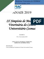Anais-IX-SIMVET-2019