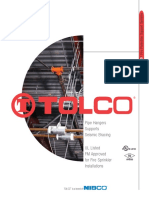 Tolco - Pipe hangers  supports seismic bracing.pdf