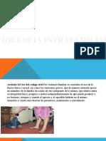PRESENTACION DE VIOLENCIA FAMILIAR