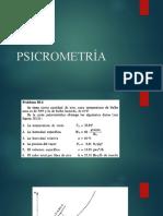 PSICROMETRÍA (1)