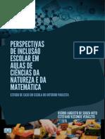 PERSPECTIVAS DE INCLUSÃO EM AULAS DE CIÊNCIAS DA NATUREZA E MATEMÁTICA