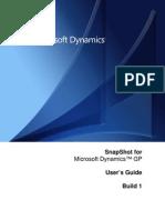 SnapShot+of+Microsoft+Dynamics+GP+User+Guide