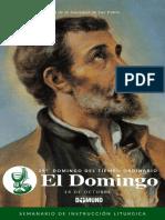 El Domingo XXIX Ordinario