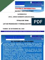 LEY DE PROMOCION Y EMPLEO PYME (2)