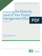 PMO Maturity Model