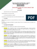 GUIA DE CONCEPTOS -  CIENCIAS NATURALES
