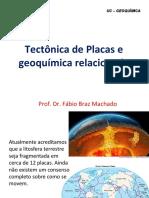 2 - Tectônica de Placas e geoquímica relacionada.ppt