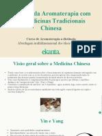 2 - Relação da Aromaterapia com as Med Trad Chinesa