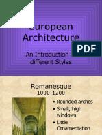 European Architecture.ppt
