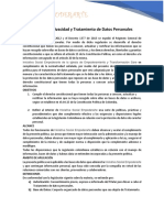 Política de Privacidad y Tratamiento de Datos Personales empoderarte.pdf