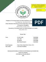 Tugas Critical Journal Review (CJR) Penerapan TIK Dalam Pendidikan