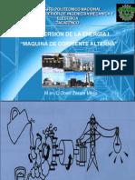 PRINCIPALES FUENTES Y PLANTAS DE ENERGIA