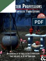 D&D_5e_Character_Professions