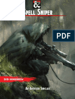 Revised_Artificer_Subclass_-_Spell_Sniper