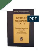 DELITO DE APROPIACION ILICITA