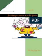 Guía Pedagógica Química 5to año Cs Agricolas