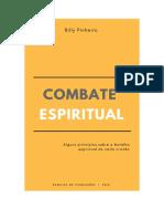 Billy Pinheiro - Combate espiritual
