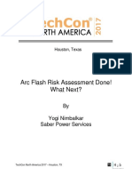 5-Arc Flash Risk Assessment Done - What Next.pdf