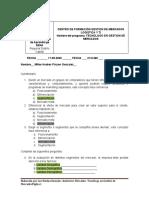Cuestionario segmentación actividad pedagogica compl tcc NICOLAS LEON