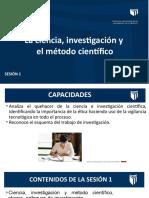 SESIÓN 1 ANEXO Ciencia, inv y método
